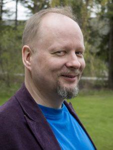 Valokuvaaja Harri Kemppainen